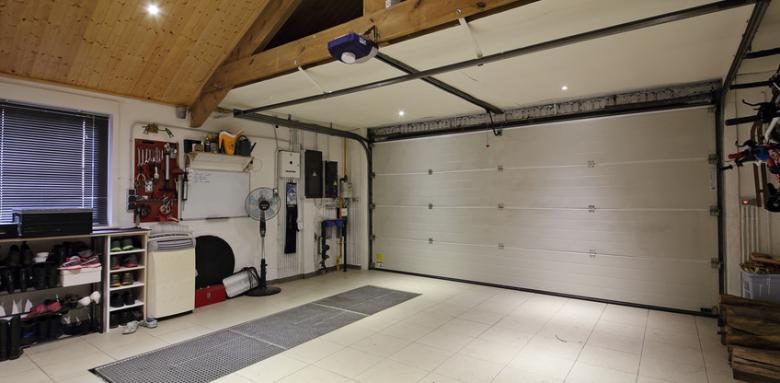pose carrelage garage