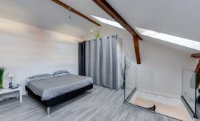 Combles Aménagés : Création d'une Chambre Lyon 3 - Quartier Garibaldi