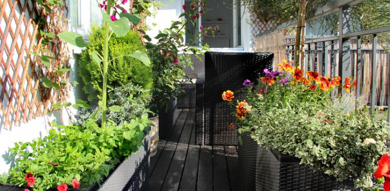 Aménager votre balcon pour éviter le vis à vis !
