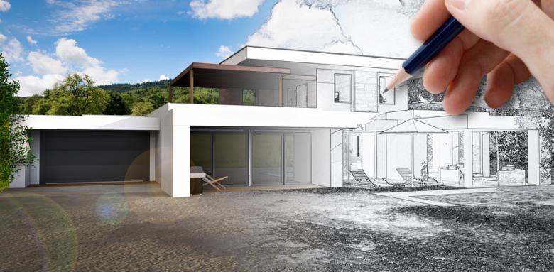 Architecte extension de maison