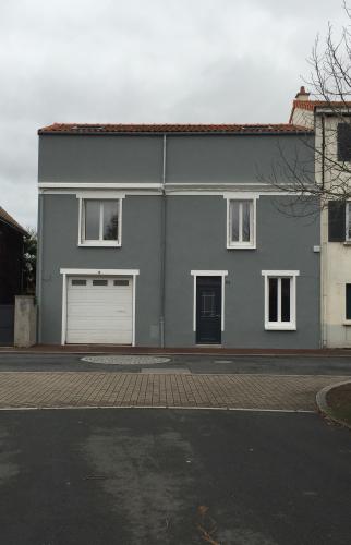 Réalisation d'une extension à St Julien de Concelles (44)