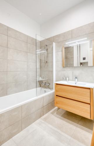 Rénovation Appartement Lyon 2 - Appartement après travaux