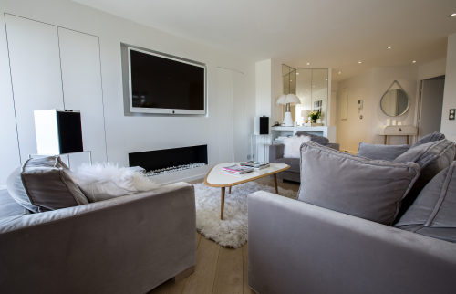 Rénovation d'un appartement à Boulogne-Billancourt