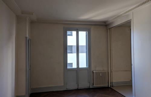 Rénovation Appartement Lyon 2 - Appartement avant travaux