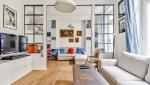 Rénovation d'un appartement d'exception à Saint Cloud