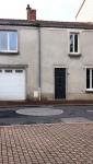 Maison avant la réalisation des travaux à St Julien de Concelles