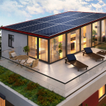 surélever maison pour créer un toit terrasse