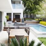 aménager une terrasse avec piscine - La Maison Des Travaux