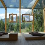 la véranda en bois - La Maison Des Travaux