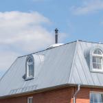 surélévation à toit plat