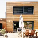 ravalement de façade en bois